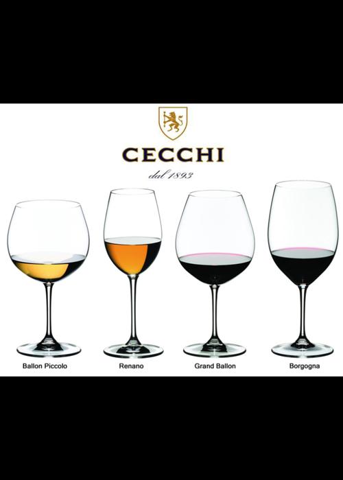 Come Scegliere I Bicchieri Da Vino Famiglia Cecchi