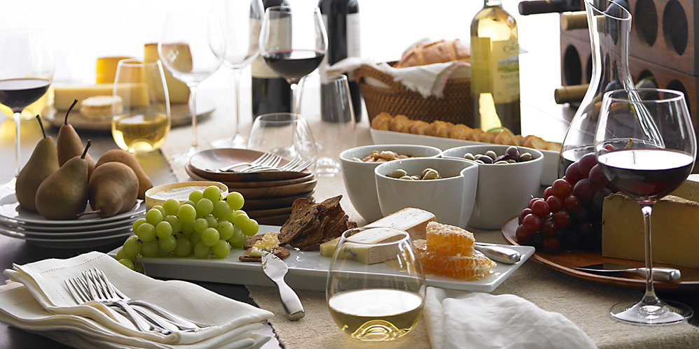How To Host A Wine And Cheese Party With Tuscan Wines Famiglia Cecchi